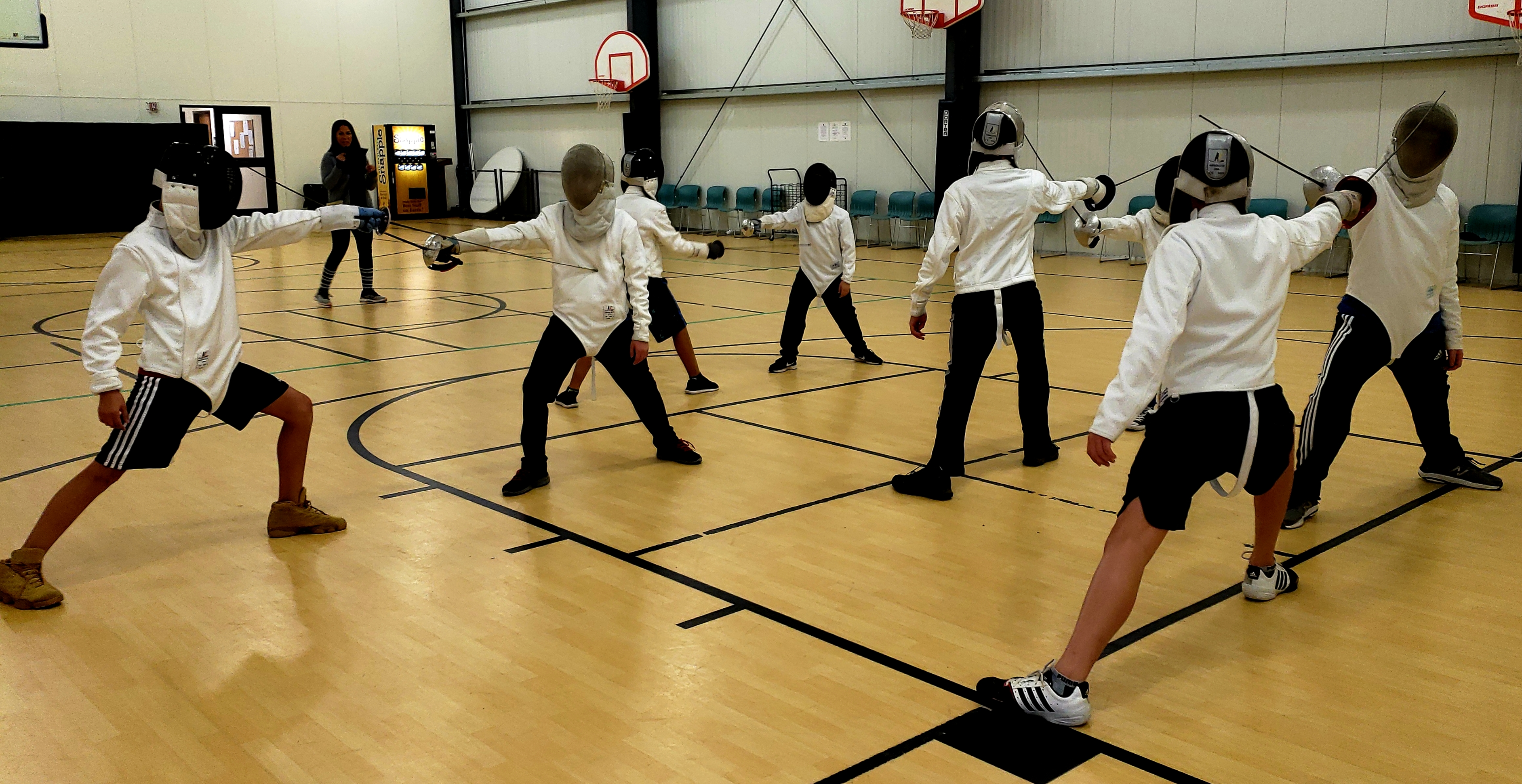 Home Page National Fencing Nfa New Jersey Fencing Club